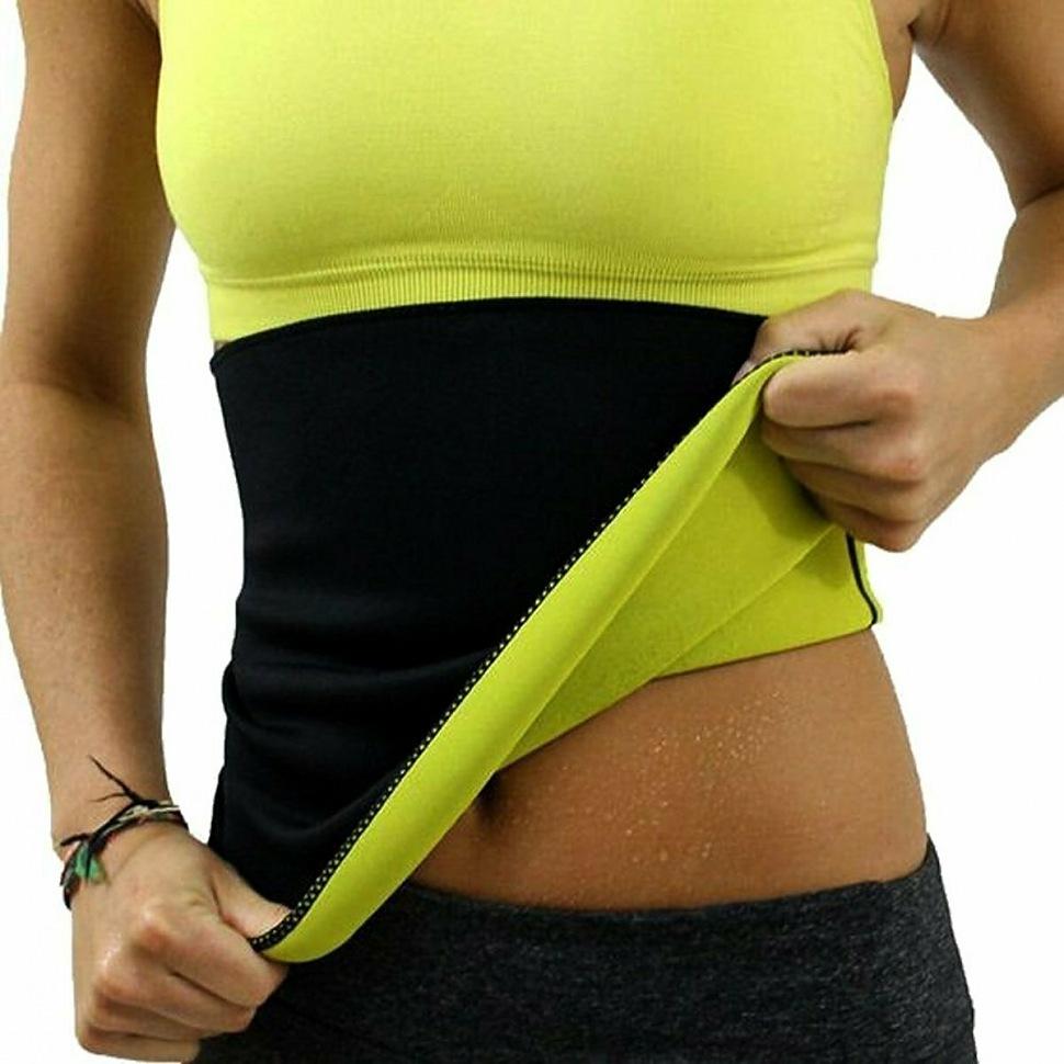 Жиросжигающий Пояс для похудения HOT SHAPER BELT